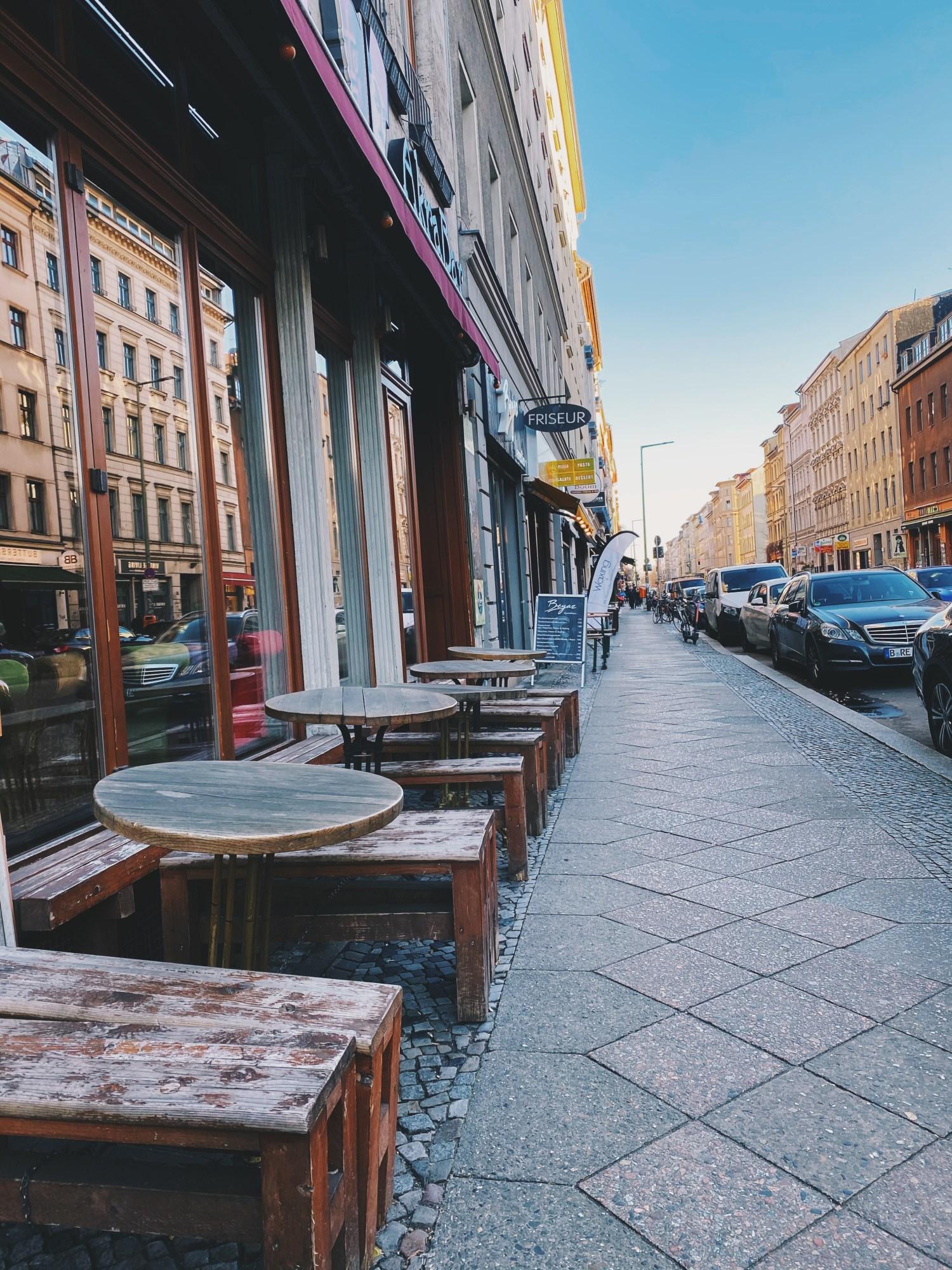 Berlin in Spring