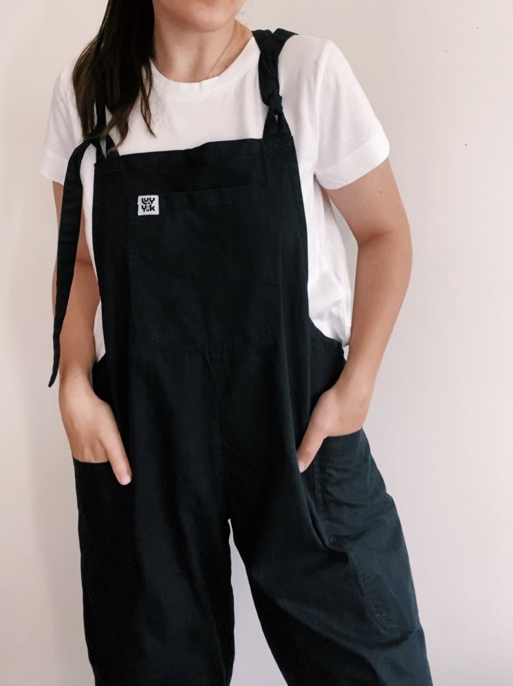 Lucy & Yak Organic Cotton Dungarees