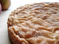 Sparkling Apple Snacking Cake