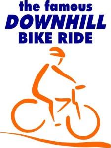 Downhill Bike Ride Logo