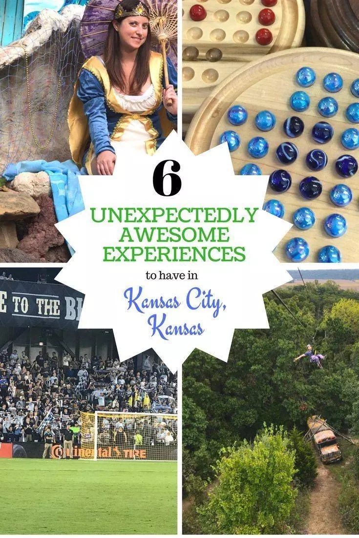 The best things to do in Kansas City, Kansas. What to do and where to go, best places to eat and attractions in KC. #kansas #kc