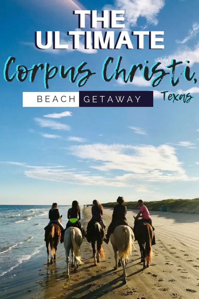 Things to do in Corpus Christi, Texas for an epic beach weekend. Must see restaurants, food, bucket list photography spots, and attractions like the aquarium. A great family vacation in the US Gulf Coast. Visit the pier with kids, see the Selena memorial, do water sports at Mustang Island, plus pictures and photo spots to inspire your trip to TX.