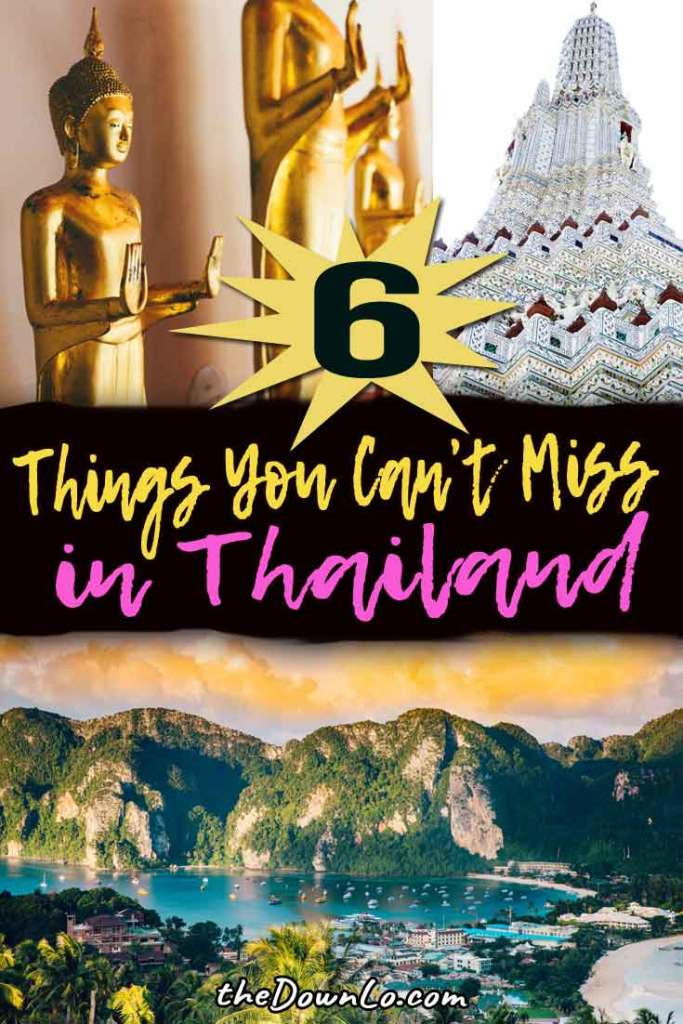 Looking for the best things to do in Thailand from Bangkok to Chiang Mai? Here's what to do and why it's one of my top 10 countries in the world. #thailand #travel #asia