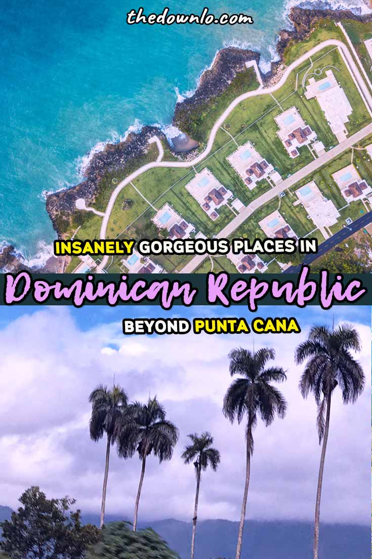 Beautiful places in Dominican Republic. A travel guide and activity tips for things to do and places to go beyond Punta Cana for photography, culture, food, Instagram pics, nature and adventure. Vacations to Santo Domingo, Puerto Plata, Sosua and Cabarete. #vacation #pictures  #domrep #caribbean #dominicanrepublic