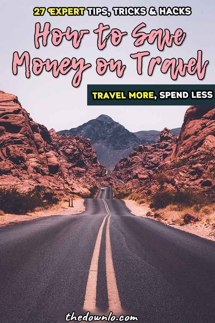 Budget travel tips and tricks - how to take more trips for cheap by saving money, miles and travel hacking. Use miles to save money and ideas for more affordable vacations from road trips to international flight hacks. Saving money by packing smart, looking for deals, and picking cheaper destinations.