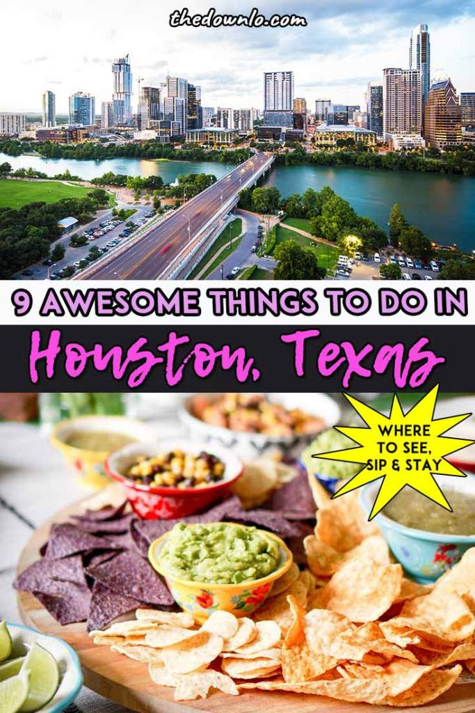 Looking for things to do in Houston, #Texas? Ideas for free attractions, with kids, fun adults, and date ideas from the best restaurants to Instagrammable spots. Add it to your summer bucket lists because it's one of the best #travel destinations in the USA. #america #houston