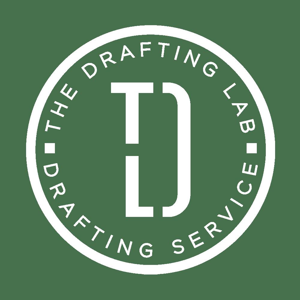 The Drafting Lab Circle Logo