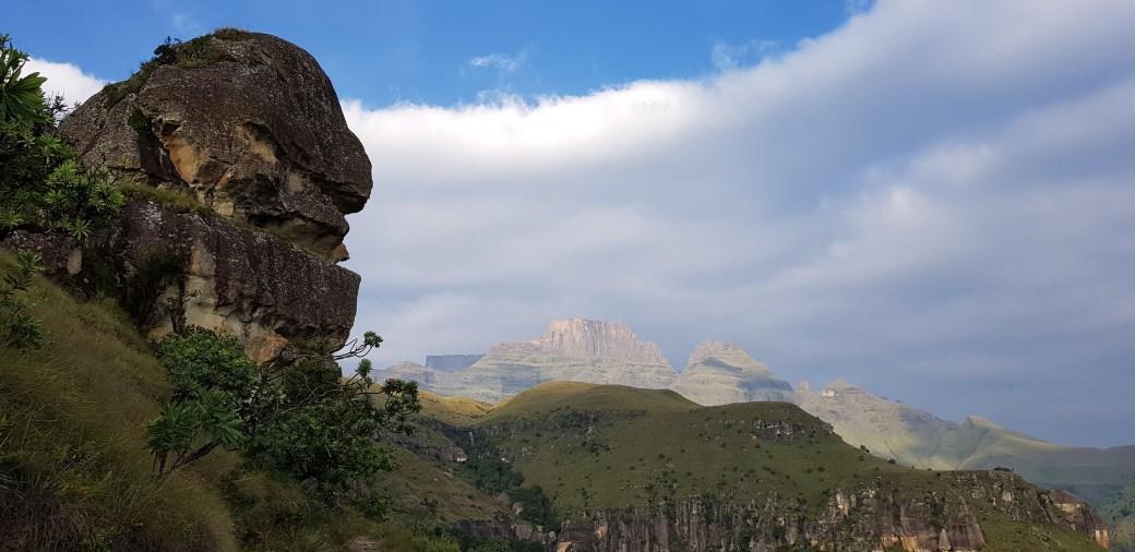 The Spinx, Central Drakensberg (Photo: James Seymour)