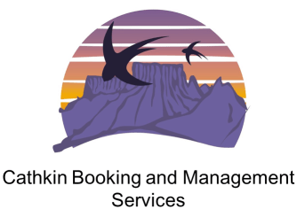 Cathkin Booking and Management Services. Tourism consultancy. Booking and Managerment Services Logo