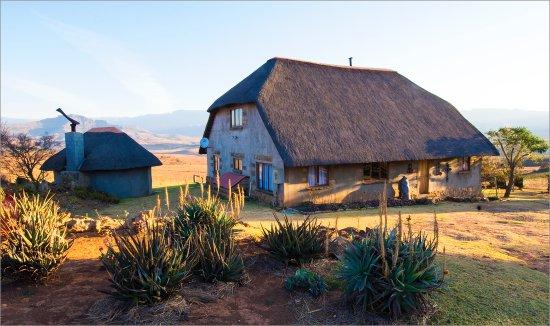 Thokomala, Berghouse and Cottages