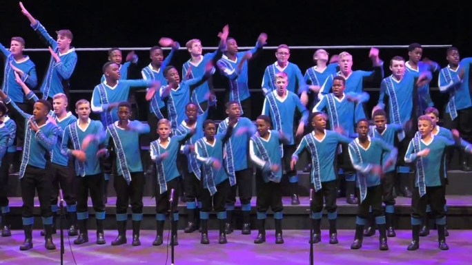 Northern and Central Drakensberg Events: Drakensberg Boys Choir Wednesday afternoon concerts
