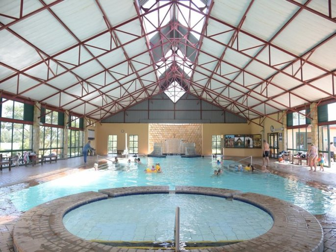 Indoor Swimming Pool: ATKV Drakensville Resort