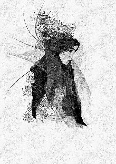 Hijab Quotes Wallpapers Black Girl Hijab Illustration Favim Com 1832552 The