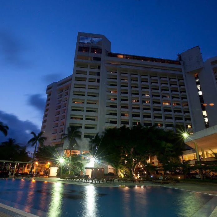 eko Hotels & Suites suya spot