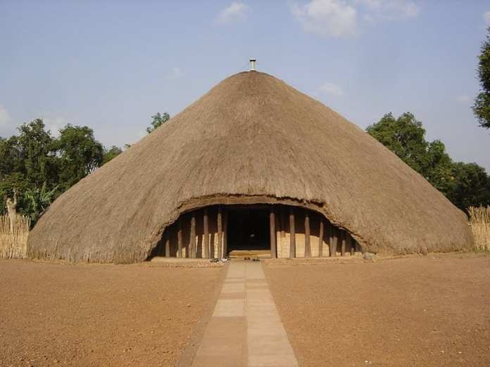 Kasubi Royal Tombs in Kampala