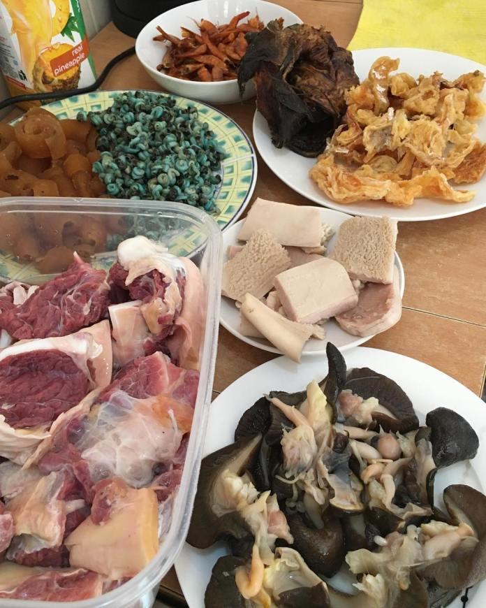 Nigerian soup recipes: Afang soup recipe