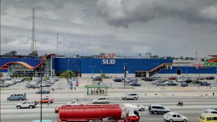 Best shopping centres in Abidjan: Cap sud