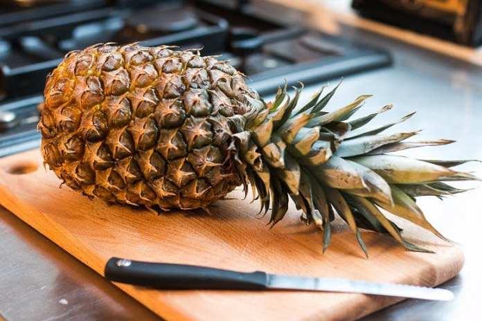 pineapple healthiest fruit