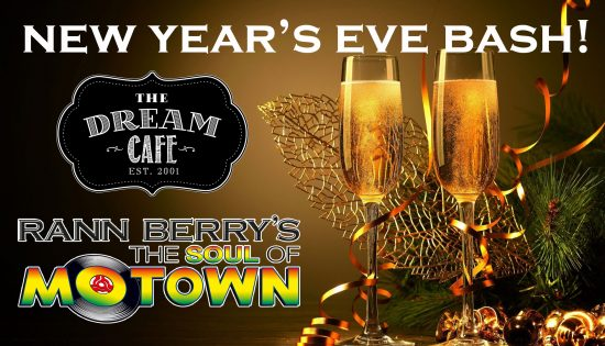 New Years Eve - The Dream Cafe