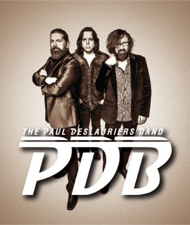 Paul Deslauriers Band - The Dream Cafe