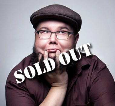 Shane Koyczan - The Dream Cafe SOLD OUT