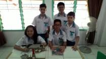 The Best Team Jonathan, Reynathan, Felix, Fioren, David