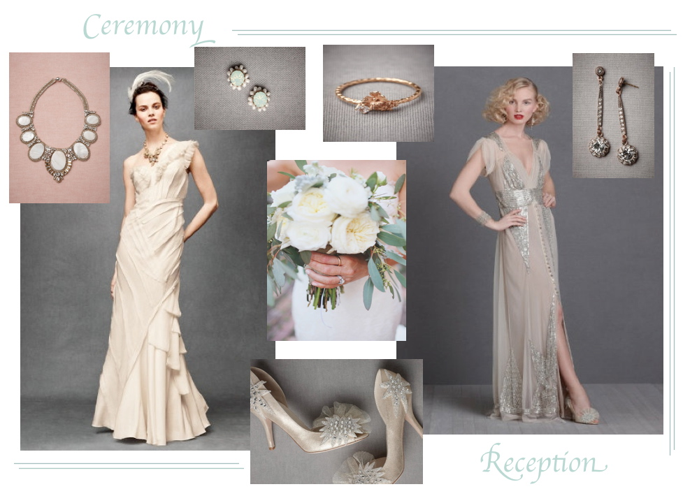 BHLDN Inspired Wedding Details | Dreamery Events