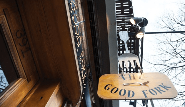 NYC Dining {The Good Fork}