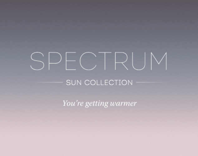 Warby Parker | Spectrum Sun Collection 2014