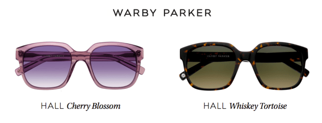 Warby Parker || Spectrum Sun Collection 2014