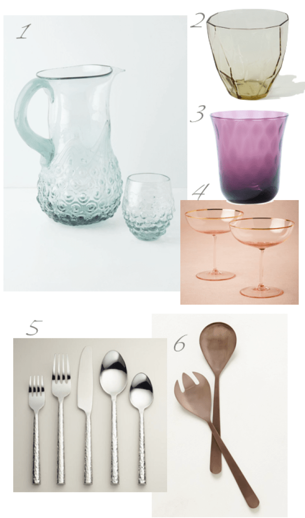 Spring Essentials...Serving Ware