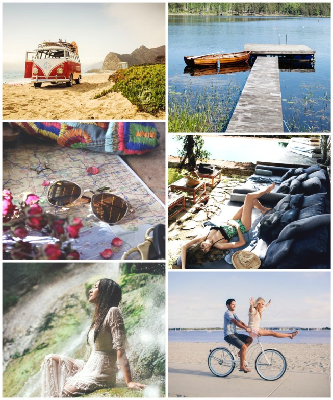 SummerLivingCollage