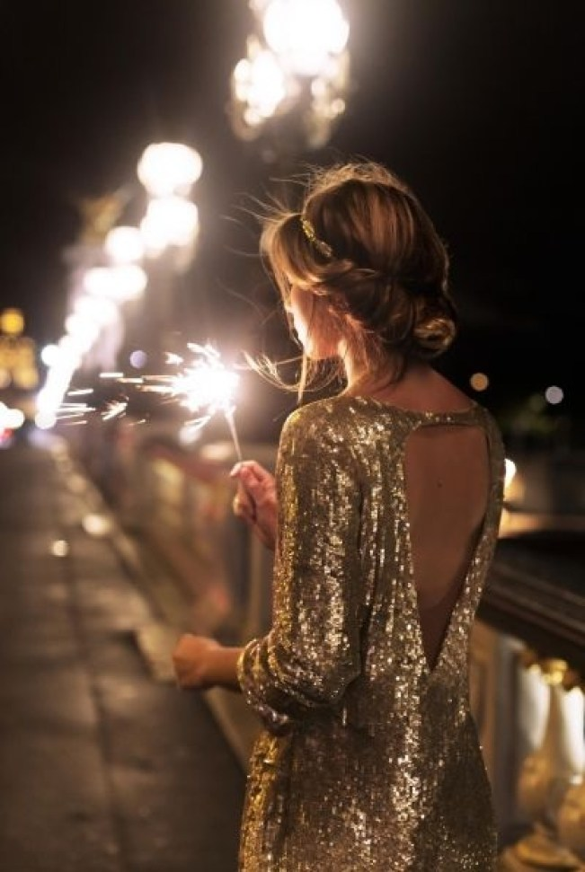 Sparkle into the New Year