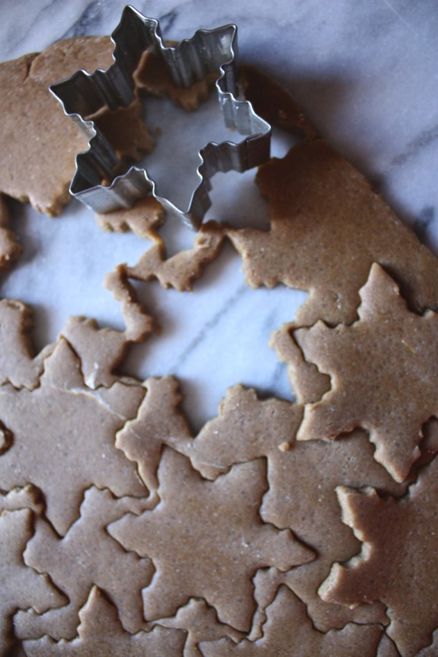 Classic Gingerbread Cookies