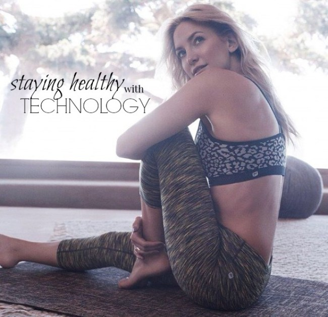 Staying Healthy with Technology