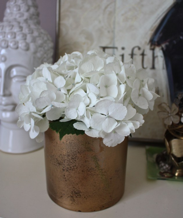 Mercury Glass Vase How To
