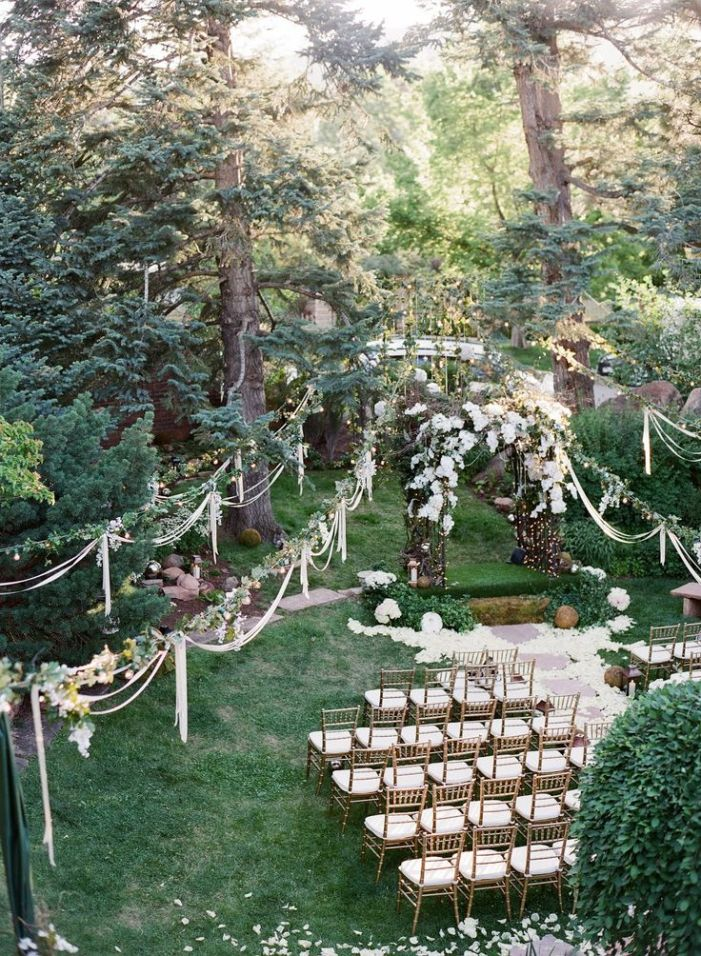My 12 Favorite Wedding Ceremony Stylings