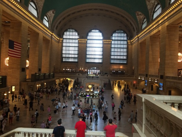Traveling to...New York City|Part II