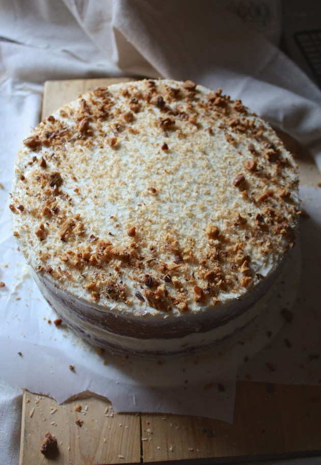 Southern Hummingbird Cake + Cream Cheese Frosting