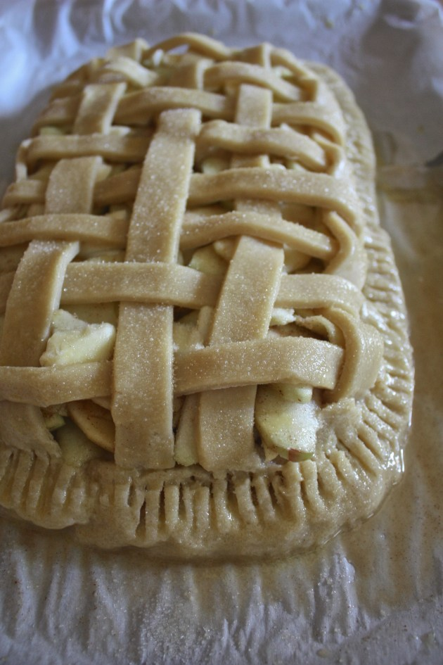 Slab Apple Pie