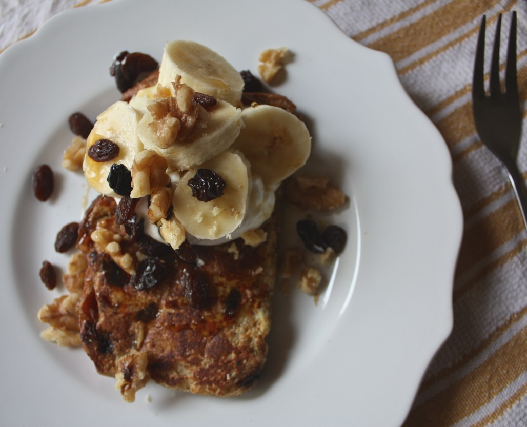 Panettone Espresso French Toast