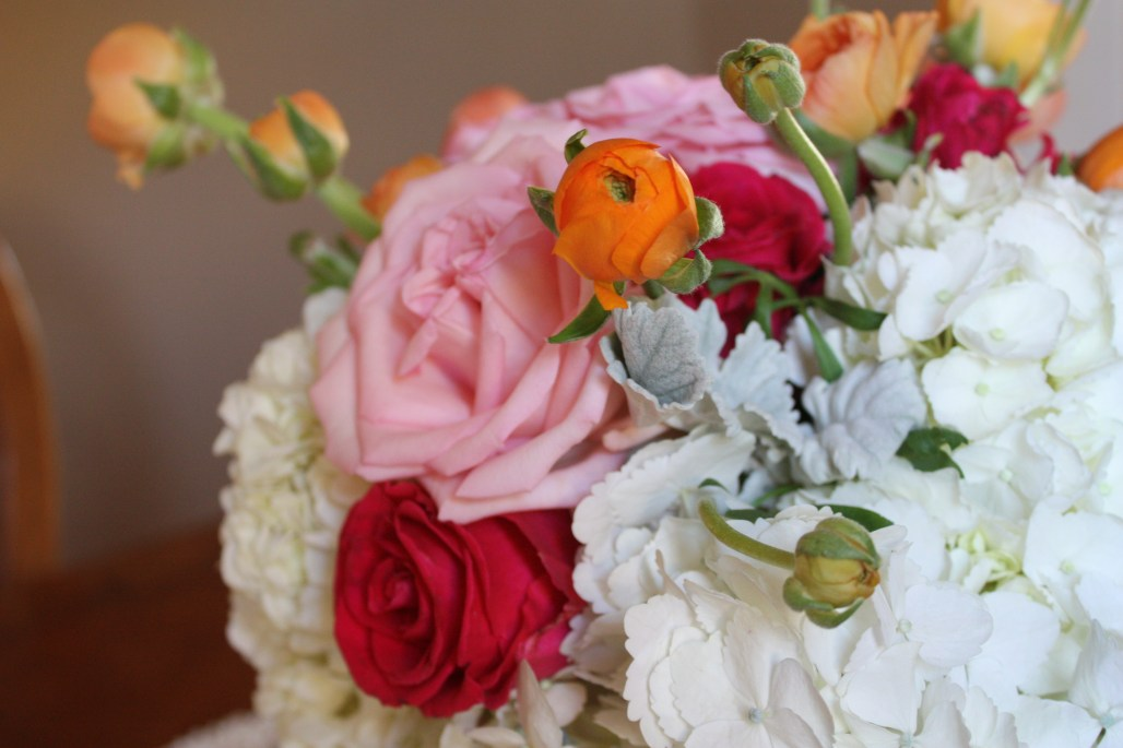 Floral Inspiration : Elegant + Colorful