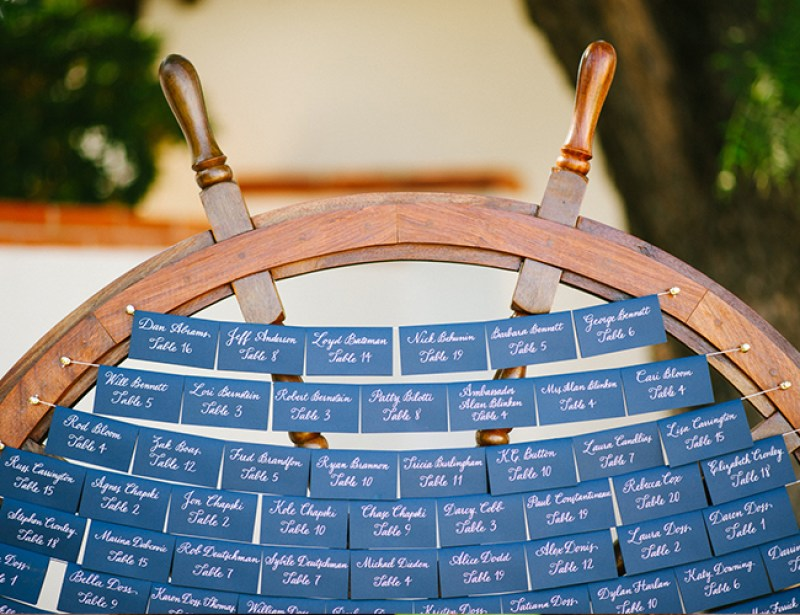 Wedding Details : Unique Seating Charts