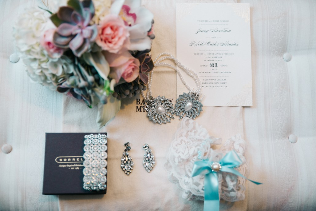 Jenny + Roberto's Gatsby Inspired Wedding | Dreamery Events