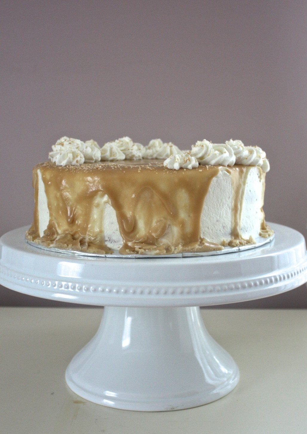Tres Leches Cake with Caramel Glaze   Dreamery Events