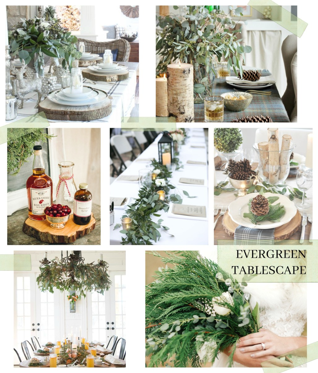 Christmas Moodboard : Rustic & Modern Cozy Vibes | Dreamery Events