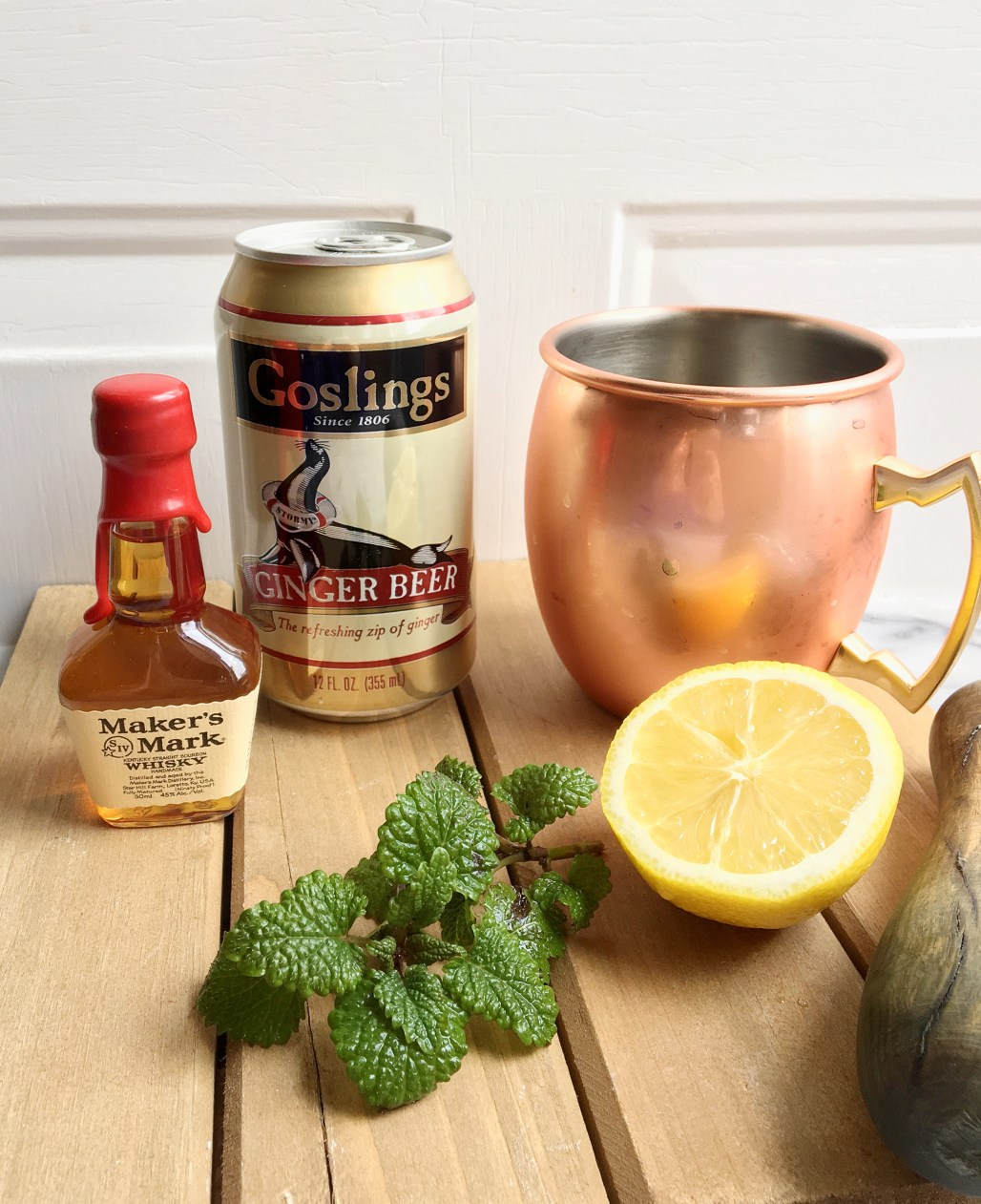 The Irish Mule | Dreamery Events