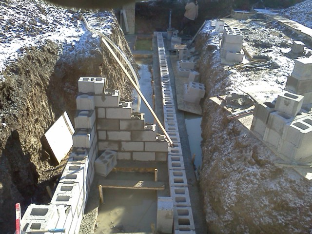 Forms, Footings, Foundations and Frustrations!