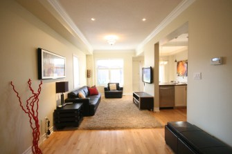 Photo: Family room