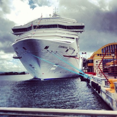 The Carnival Victory